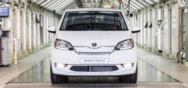 ŠKODA lance la production des batteries de la CITIGOe iV