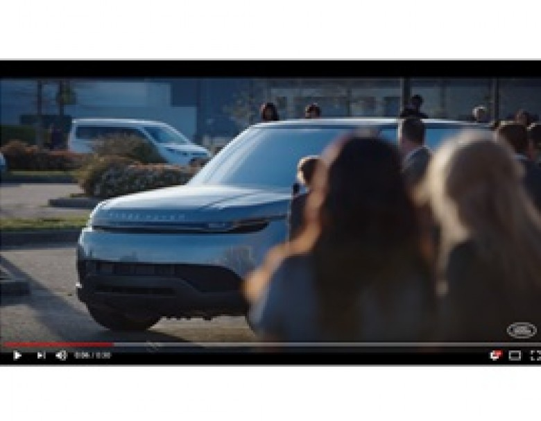 Hulu 'The First' | Range Rover Sport Concept